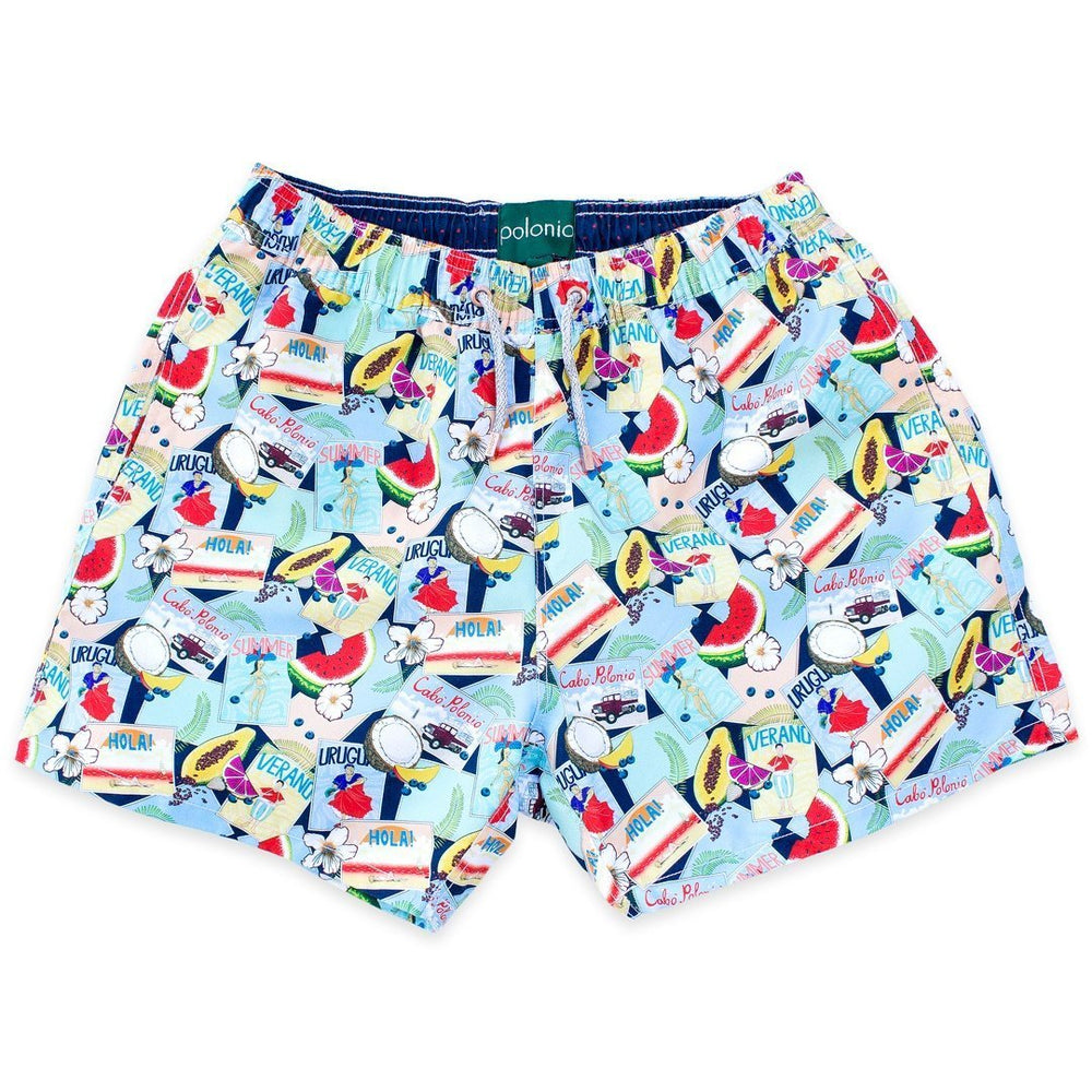 Classic - Carnaval Swim Trunks