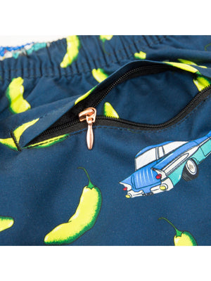Load image into Gallery viewer, Classic - Catalones Car Swim Trunks