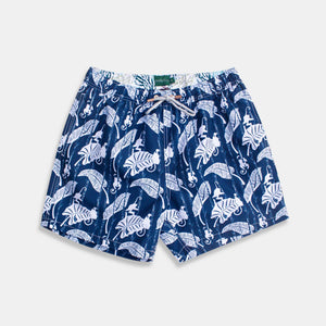 Load image into Gallery viewer, Classic - Curious Swim Trunks