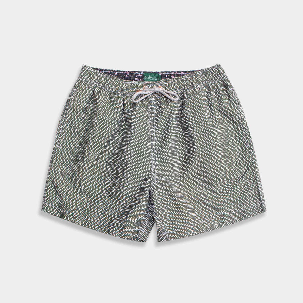 Classic - Dots Swim Trunks