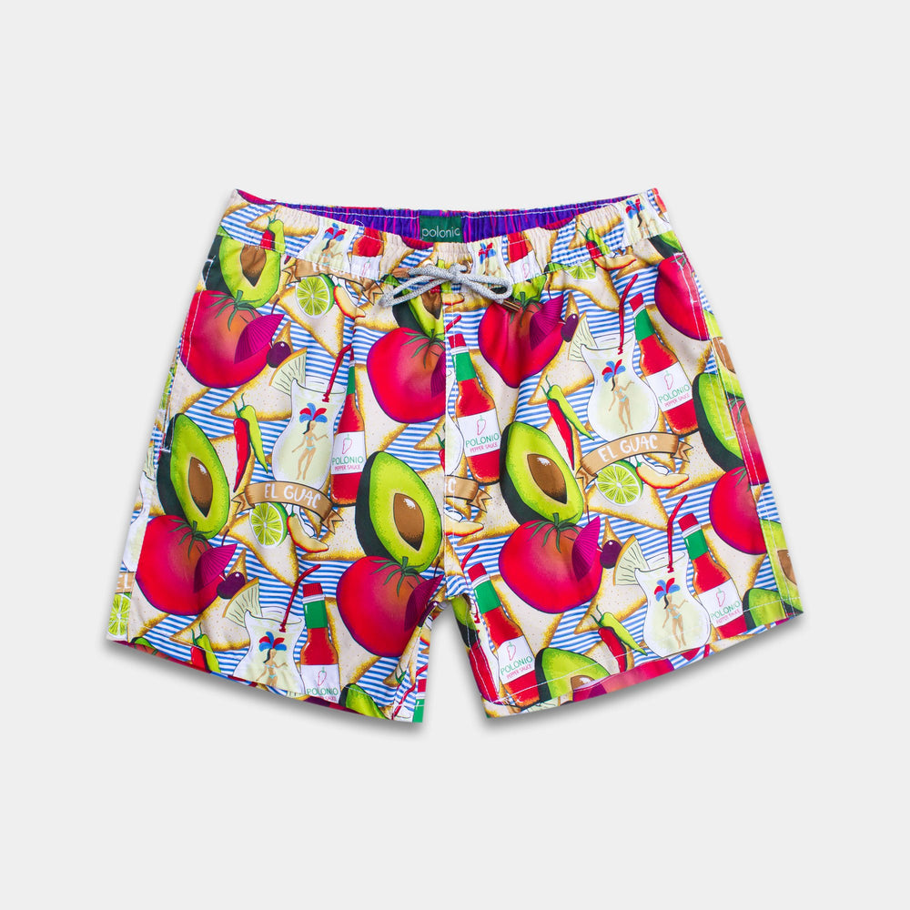 Classic - El Guac Swim Trunks