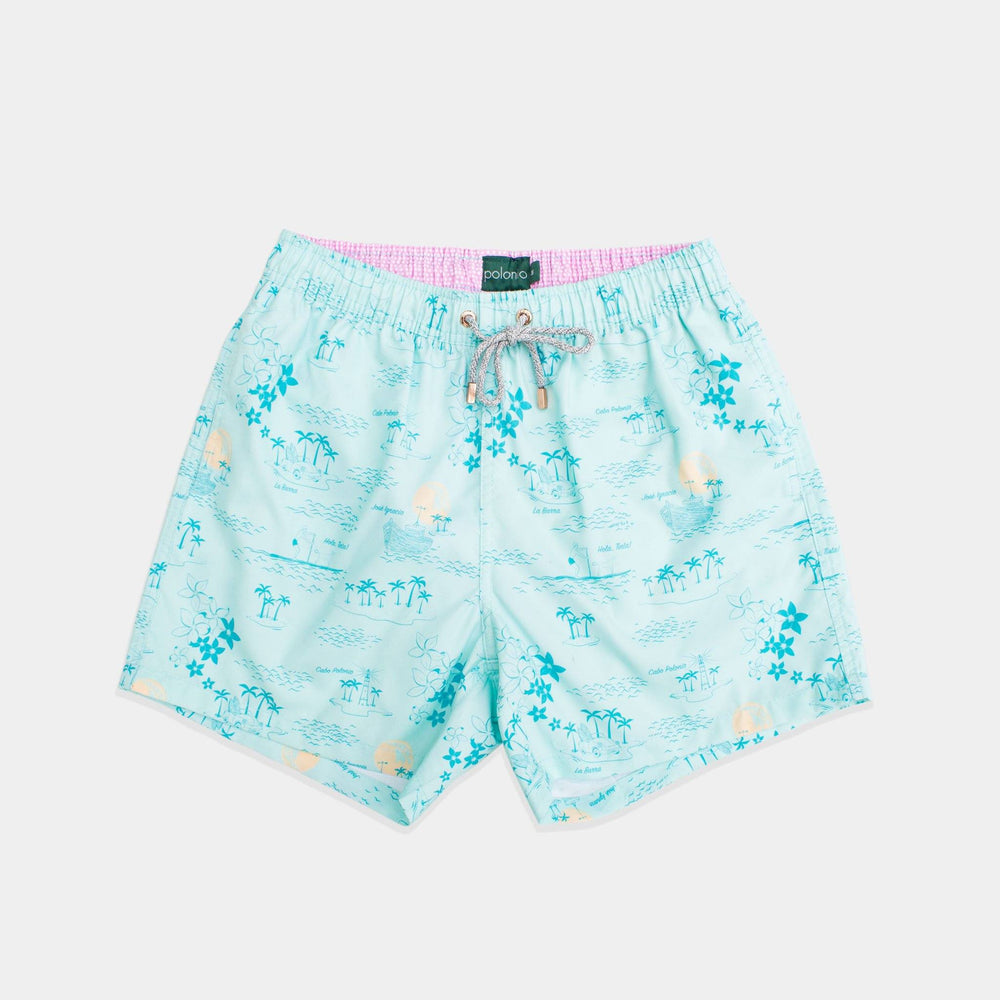 Classic - La Isla Swim Trunks