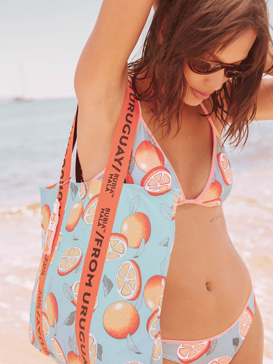 RM Summer Tote Bag