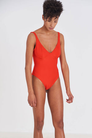 Load image into Gallery viewer, Enteriza - Marie One Piece Swimsuit