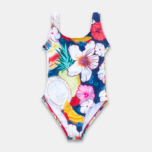 Load image into Gallery viewer, Girls - Girls Emily One Piece Swimsuit