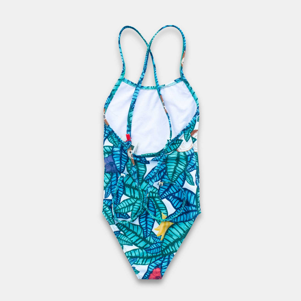 Load image into Gallery viewer, Girls Lola One Piece Swimsuit