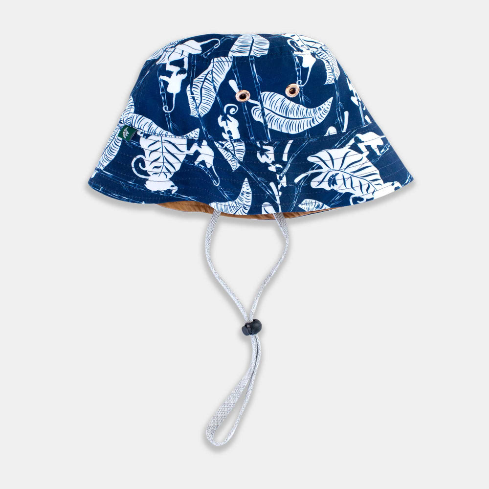 Kids Bucket Hat - Kids Reversible Bucket Hat
