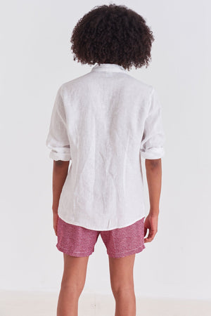 Load image into Gallery viewer, Mens Linen Shirts - Linen Shirt