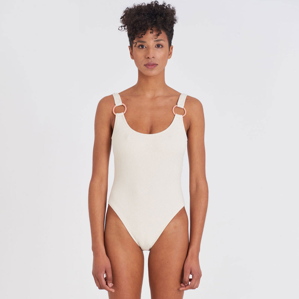 One Piece - 80's Ring One Piece Swimsuit
