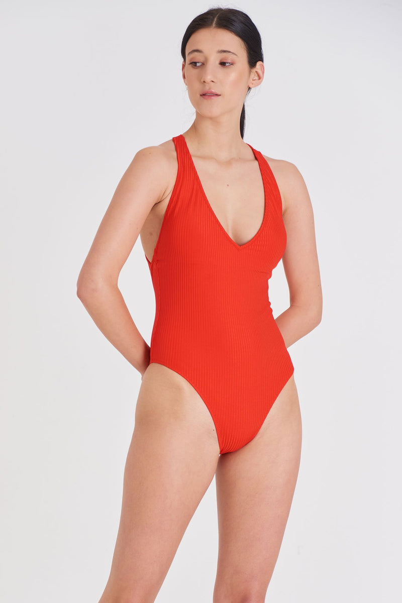 One Piece - Lu One Piece Swimsuit