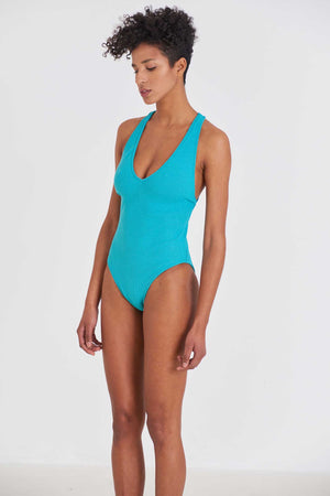 Load image into Gallery viewer, One Piece - Lu One Piece Swimsuit