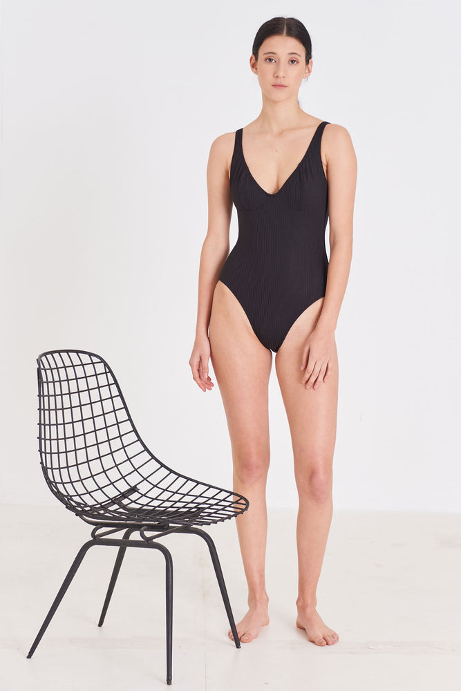 Load image into Gallery viewer, One Piece - Marie One Piece Swimsuit