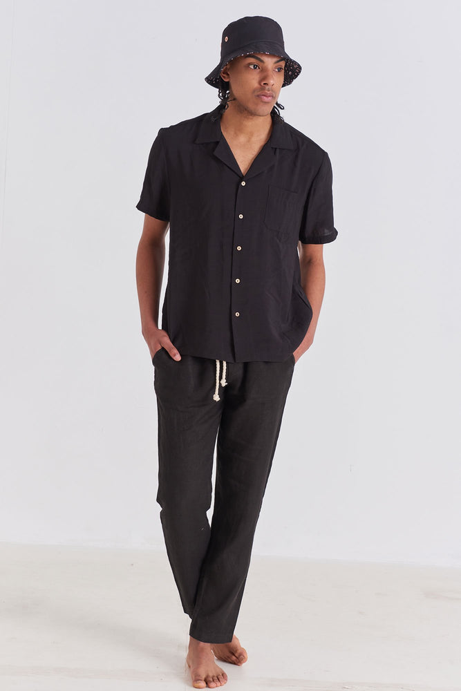 Pant - Tailored Linen Pant