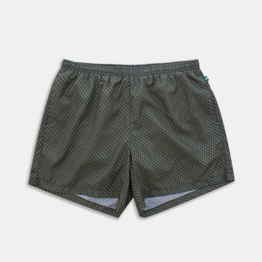 Runner - Check Runner Shorts