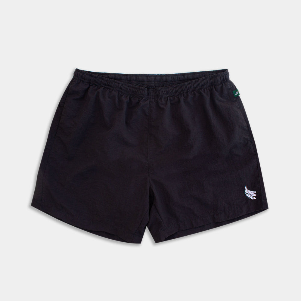 Runner - Crinkle Nylon Shorts