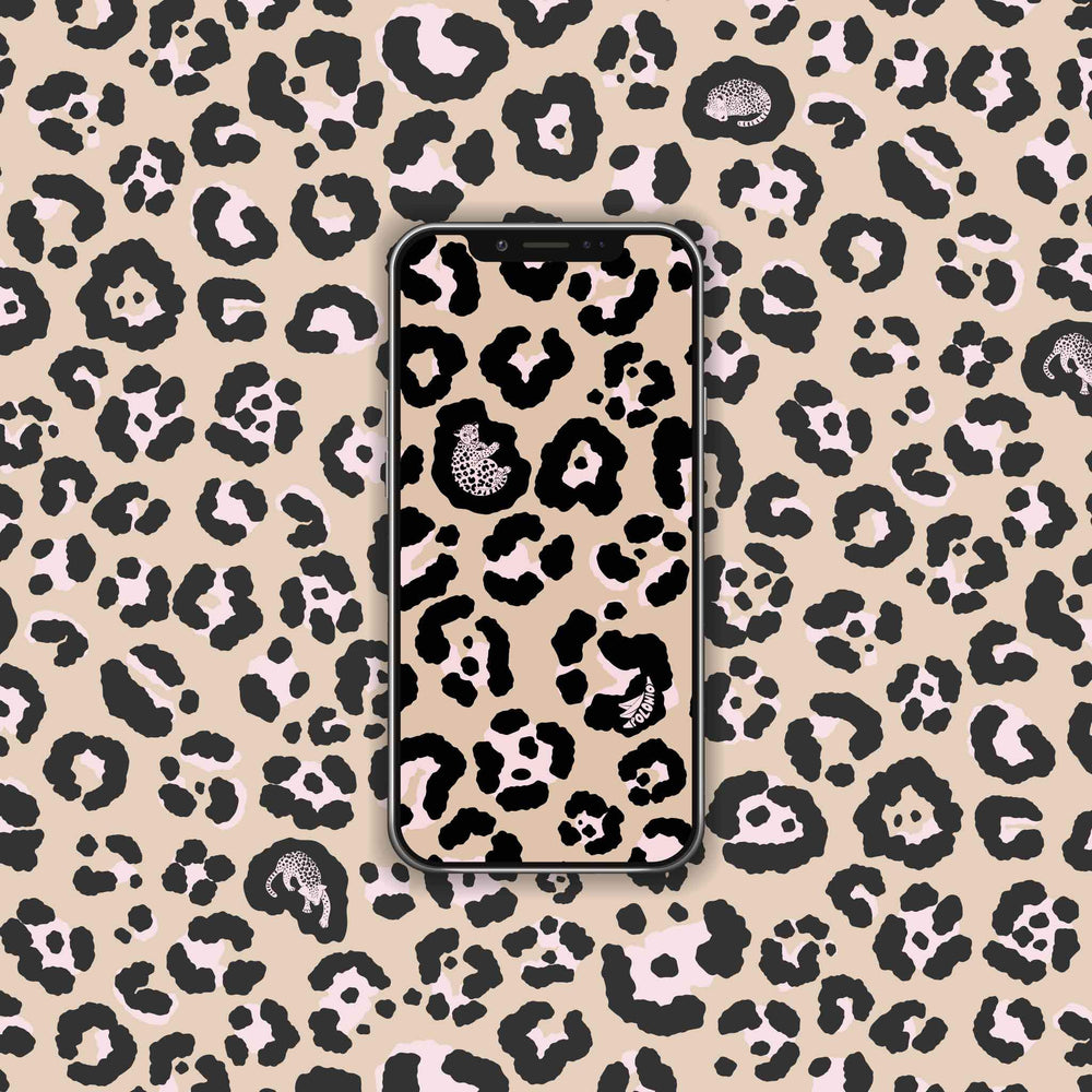 Spotted Wallpaper