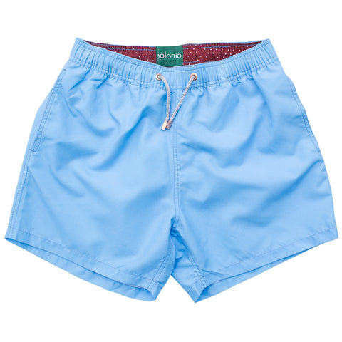 Swim Shorts - Gents Swim Shorts (Sky)