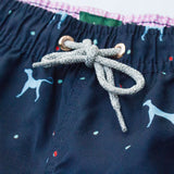 Trunk - Tinta The Vizsla Boys Swim Trunks