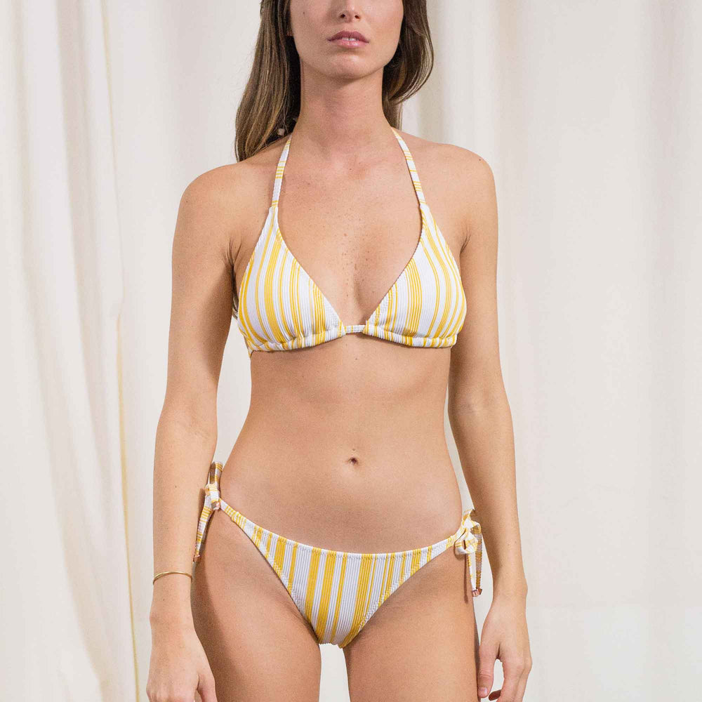 Load image into Gallery viewer, Womens - Triangle Bikini Bottom