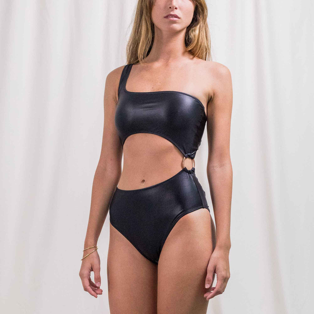 Womens - Trikini One Piece Swimsuit