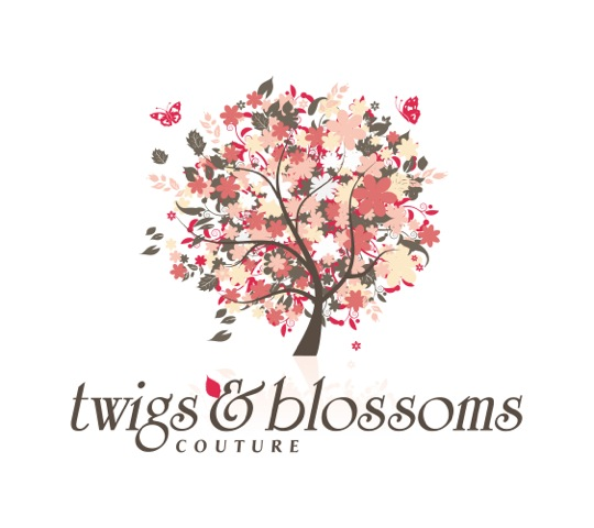 Twigs & Blossoms Couture