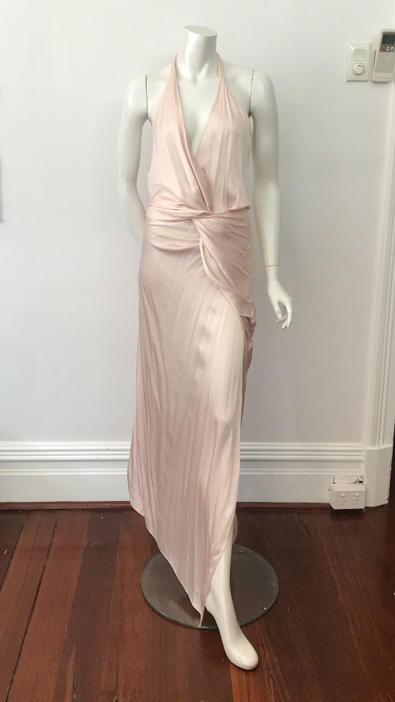 JULIUS DRESS IN PEONY