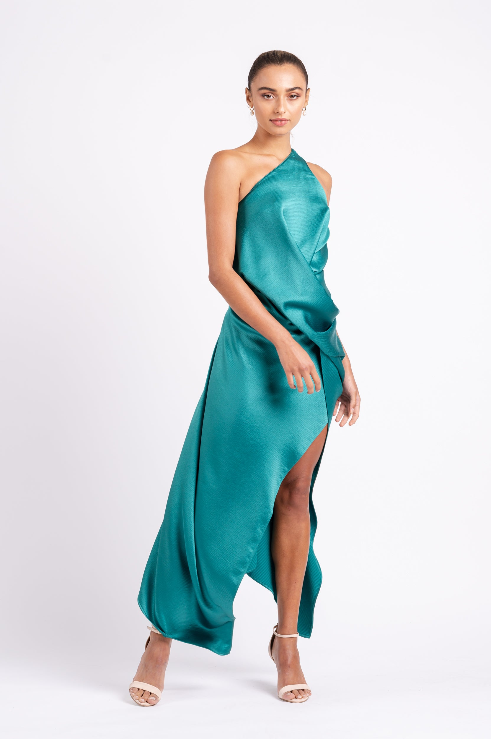 PHILLY DRESS IN JADE