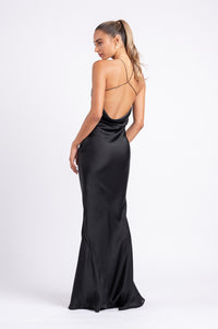 CLEO MAXI IN BLACK AIR