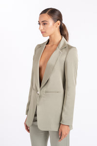 THE NINA BLAZER IN SERPENT
