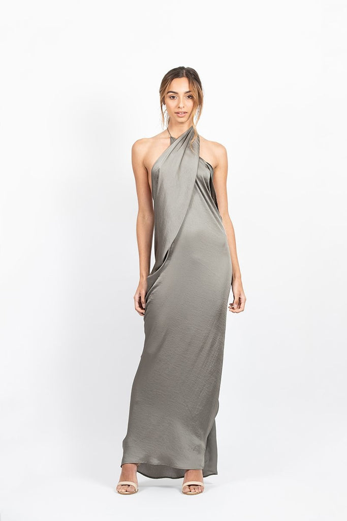 Mess Maxi in Sage