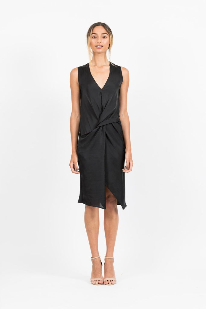 Rendez-Vous Dress in Black Air