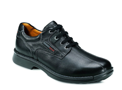 ECCO Men's •Fusion•  Bike Toe Tie Oxford