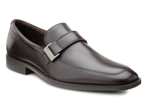 ECCO Men's •Edinburgh•  Buckle Slip On - ShooDog.com
