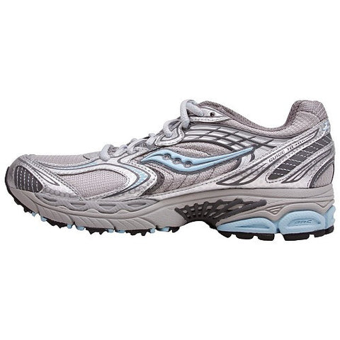 2b3507ac6536 Women s Saucony ProGrid Guide TR 3 •Slver Wine Lt Blue• Trail Running