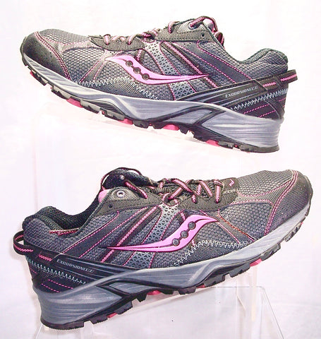 SAUCONY Women's Grid •Excursion TR7• Trail Running Shoe - Size 10