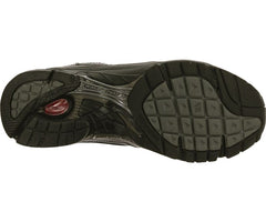 SAUCONY Women's Grid Integrity ST2 - Black Leather Walking Shoe - ShooDog.com
