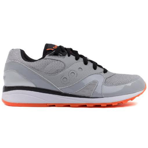 Saucony Men's Master Control •Grey/Orange• Running Shoe - ShooDog.com