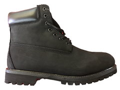 "Mens 6"" Premium Nubuck Work Boot  1161 - Available in Wheat or Black"