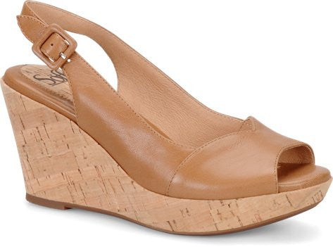SOFFT Women's •Ordelia• Sling-back Wedge Sandal - ShooDog.com