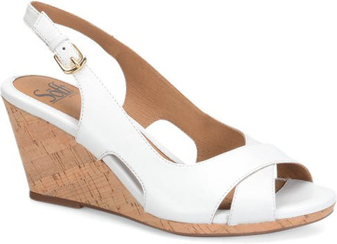 SOFFT Women's •Cailean• Sling-back Wedge Sandal