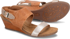 SOFFT Women's •Vanita• Wedge Sandal - ShooDog.com