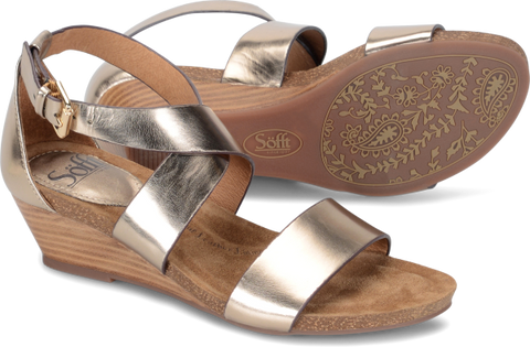 SOFFT Women's •Vita• Wedge Sandal