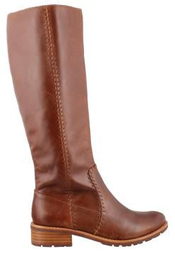 SOFFT Women's Adabelle •Sturdy Brown Leather• Tall  Boots - ShooDog.com