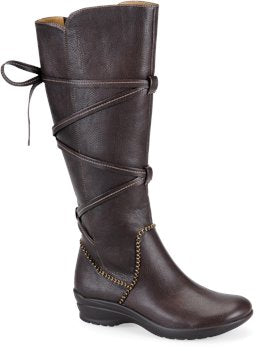 SOFTSPOTS Women's •Jenni•  Knee High Wedge Boots - Water Resistant - ShooDog.com