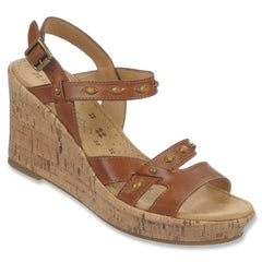 Naturalizer Women's •Nerice• Wedge Sandal - ShooDog.com
