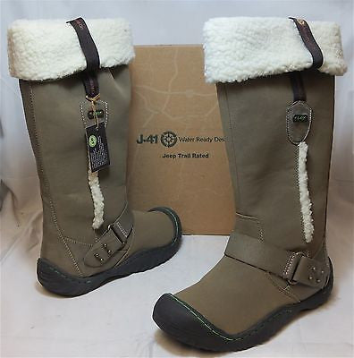 J-41 Women's Mystic Boots - Taupe - Sz 6.5 & 7.5 Only - NIB -  MSRP $139
