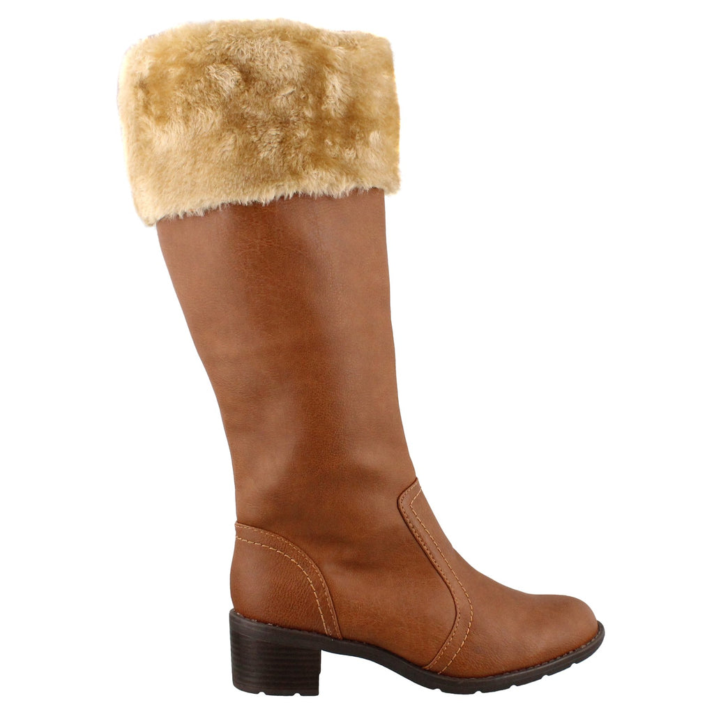 SOFTSPOTS Women's •Campbell• Weatherproof tall Boots - ShooDog.com