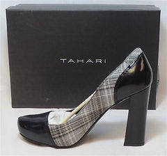 TAHARI Women's Ally Pump - Black/Multi - Sz 8,8.5 Only - NIB - MSRP $109 - ShooDog.com