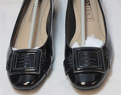 ELLEN TRACY Women's Sunrise Pump - Black Patent - - ShooDog.com
