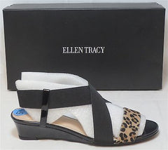 ELLEN TRACY Women's •Jaydn• Wedge Sandal - Available in 2-Colors